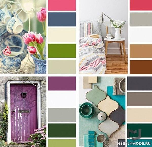 Какие цвета сочетаются веб дизайн